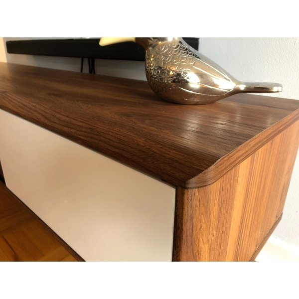 """Shop Envision 59"""" Tv Stand – 59 Inches – On Sale – Free Shipping In Most Recent Rowan 74 Inch Tv Stands (Image 17 of 25)"""