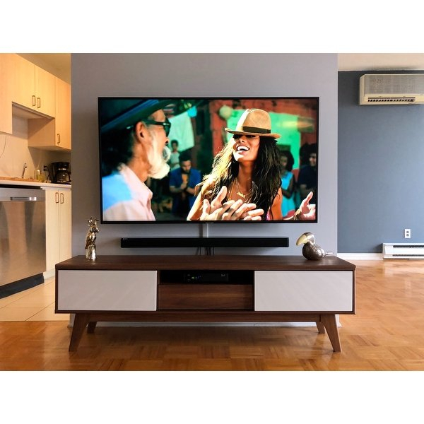 "Shop Envision 59"" Tv Stand – 59 Inches – On Sale – Free Shipping With Regard To Favorite Rowan 74 Inch Tv Stands (Image 19 of 25)"