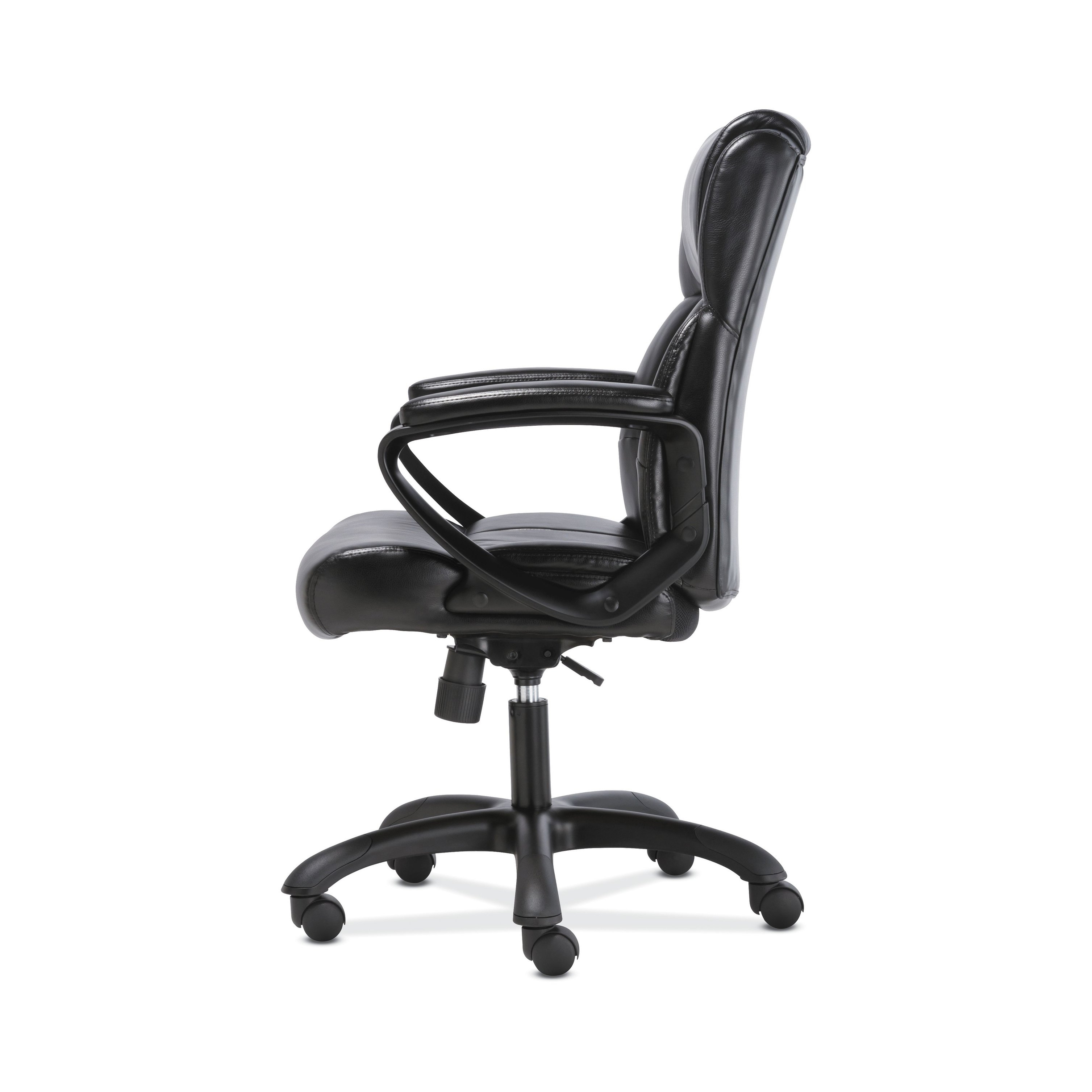 Shop Sadie Leather Executive Computer/office Chair With Arms With Sadie Ii Swivel Accent Chairs (View 21 of 25)