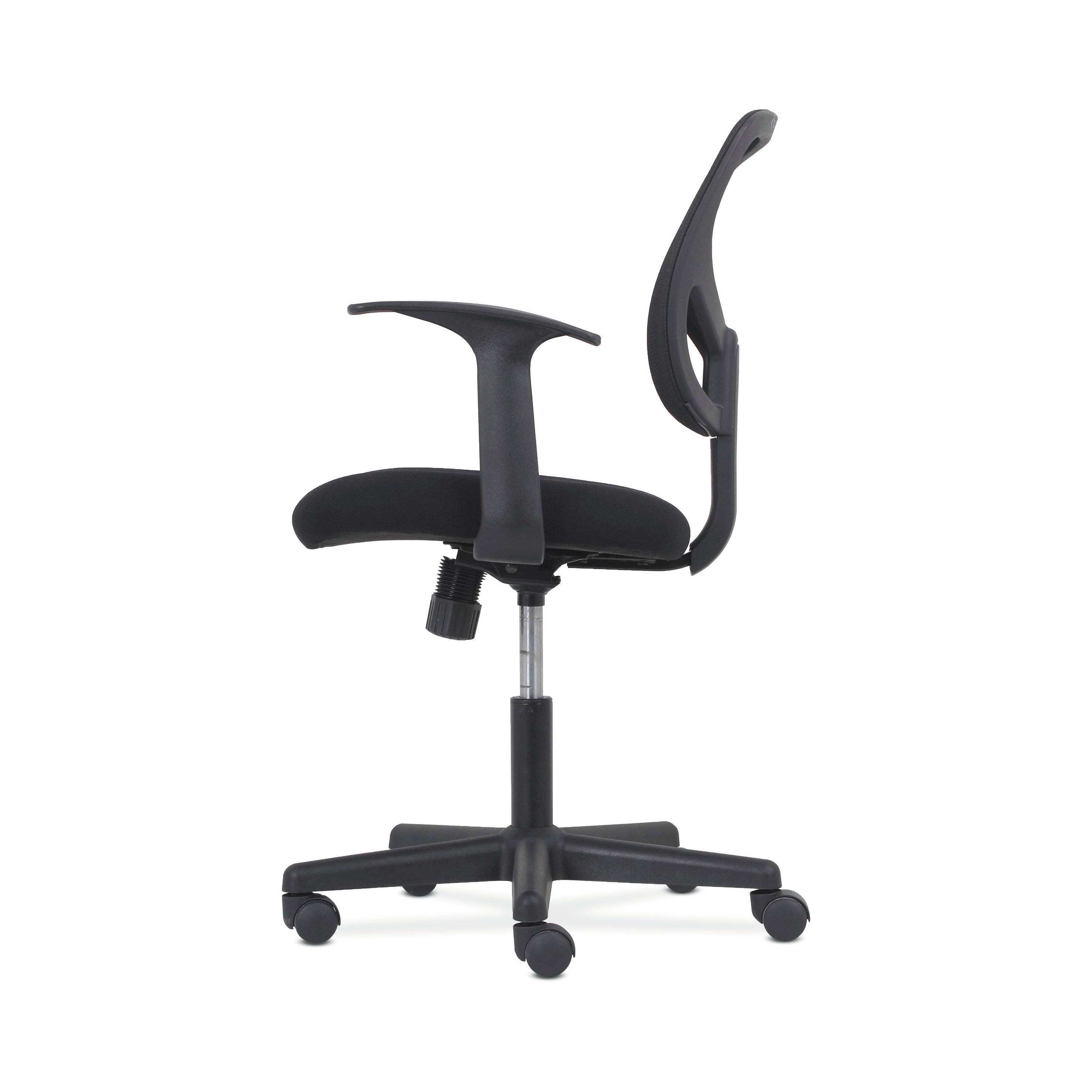 Shop Sadie Swivel Mid Back Mesh Task Chair Without Arms – Ergonomic Intended For Sadie Ii Swivel Accent Chairs (View 23 of 25)