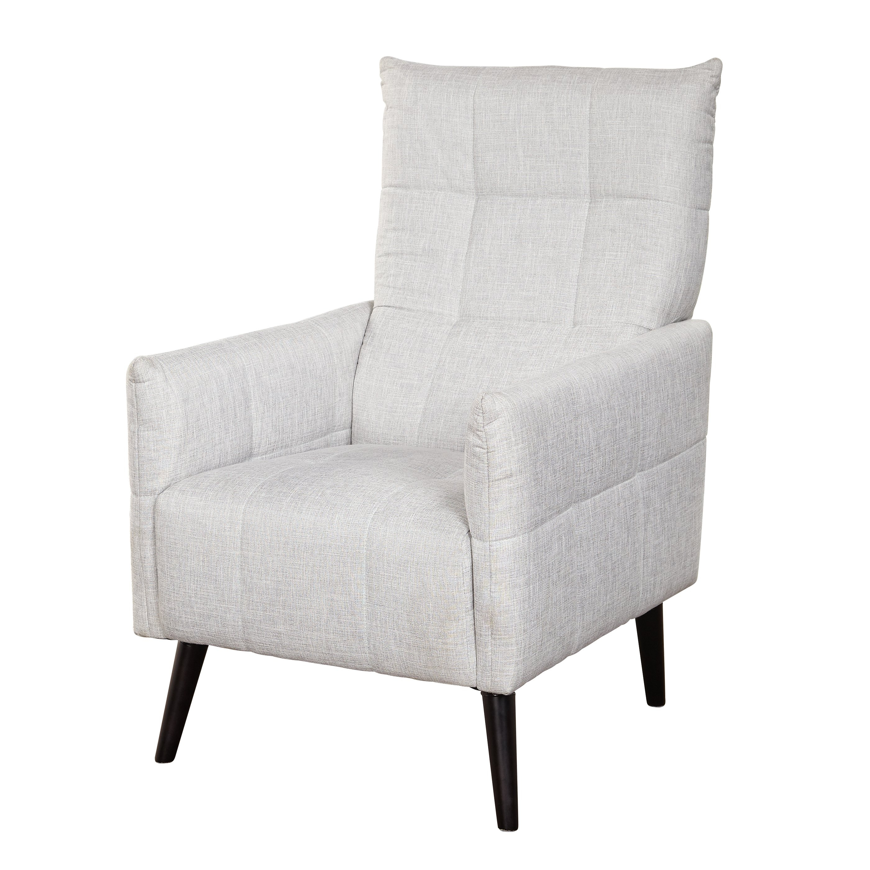 Shop Simple Living Gwen Mid Century Accent Chair – Free Shipping Intended For Gwen Sofa Chairs (View 8 of 25)