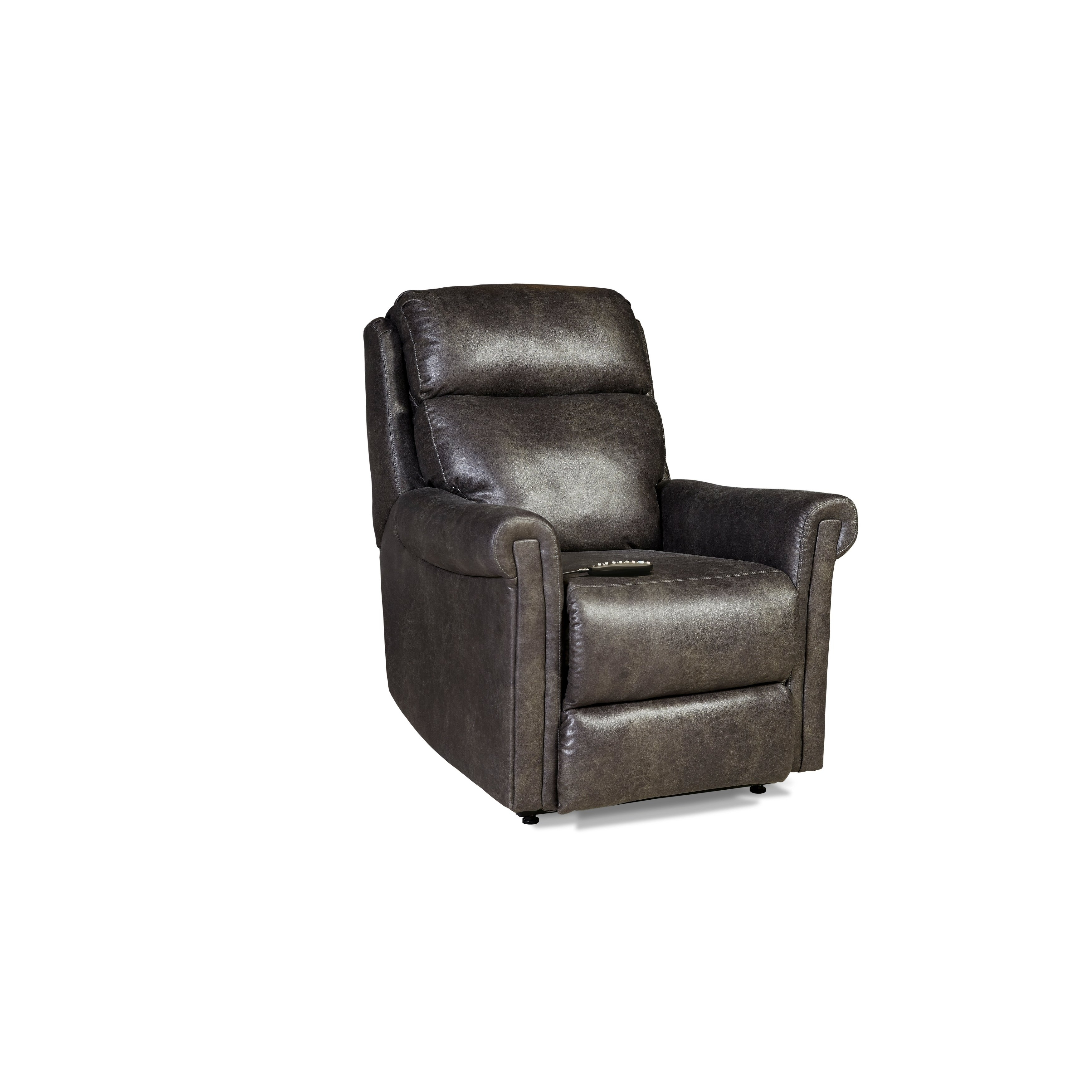 Shop Southern Motion Superstar Socozi Grey Fabric Massage Rocker For Hercules Grey Swivel Glider Recliners (View 17 of 25)