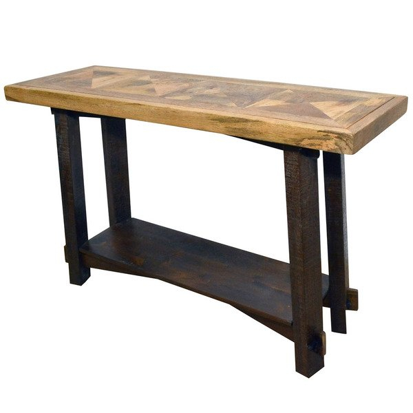 Shop Yukon Solid Wood Console Table – Free Shipping Today With Recent Yukon Natural Console Tables (Image 16 of 25)
