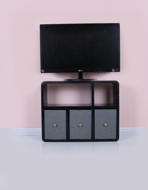 Slim Tv Stand 6 Made For Modern Thin Tvs Expand Slimline Tv Cabinet Regarding Well Known Slim Tv Stands (View 4 of 25)