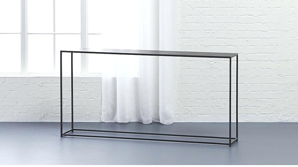 Small Console Table With Storage Kitchen Eye Catching Narrow Console Intended For Popular Echelon Console Tables (View 23 of 25)