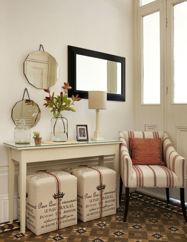 Small Console Tables For Hallway With Custom Tabletop Using Tempered Throughout 2017 Layered Wood Small Square Console Tables (View 8 of 25)