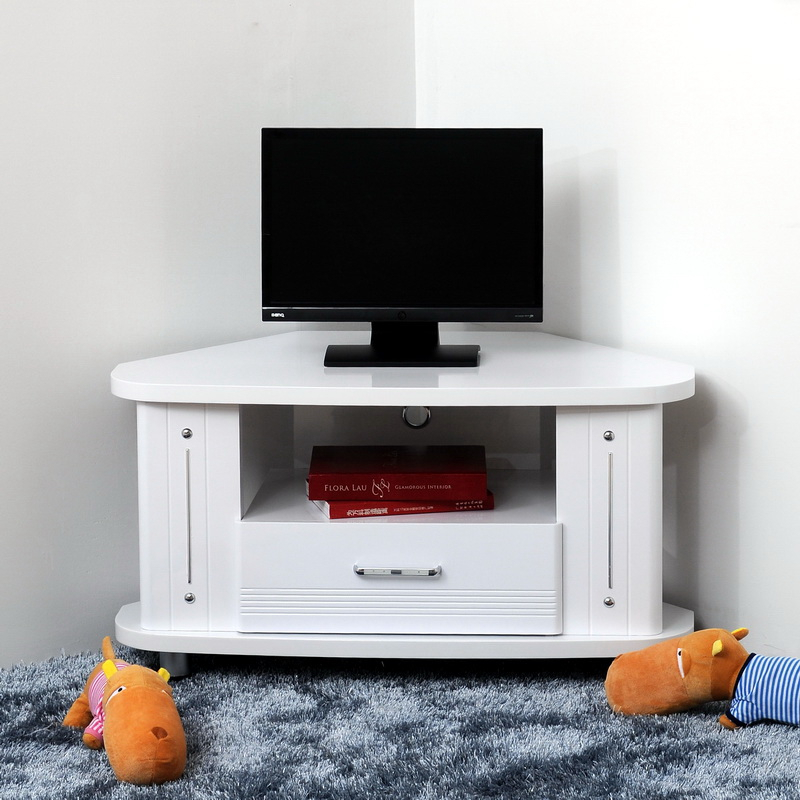 Small Corner Tv Stand Ikea – Corner Designs With Trendy Unique Corner Tv Stands (View 14 of 25)