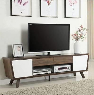 Featured Photo of Century White 60 Inch Tv Stands