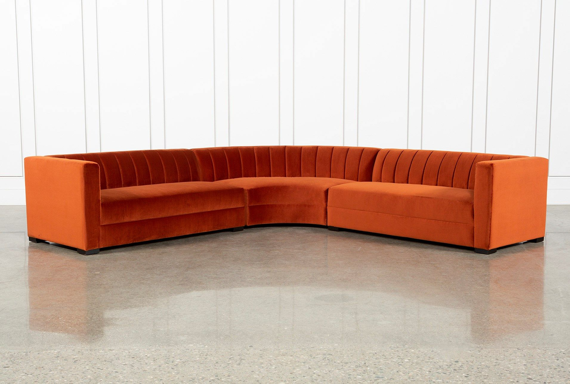 Soane 3 Piece Sectionalnate Berkus And Jeremiah Brent In 2018 For Liv Arm Sofa Chairs By Nate Berkus And Jeremiah Brent (View 5 of 25)