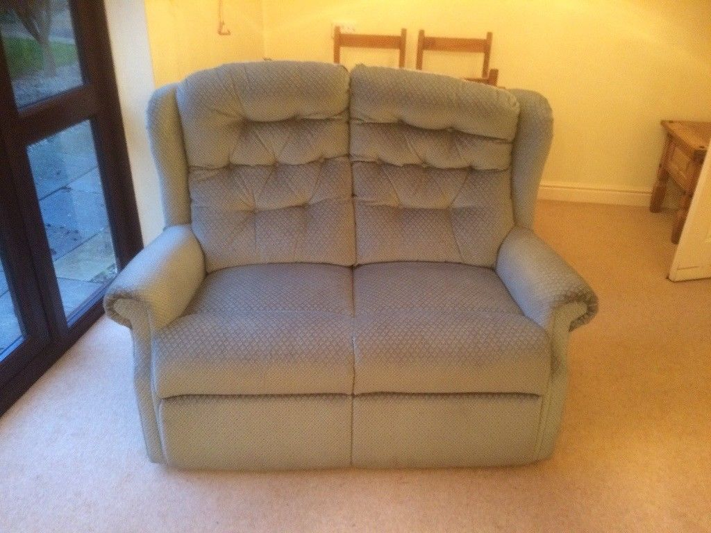 Sofa And Arm Chair | In Kingsteignton, Devon | Gumtree For Devon Ii Arm Sofa Chairs (View 3 of 25)
