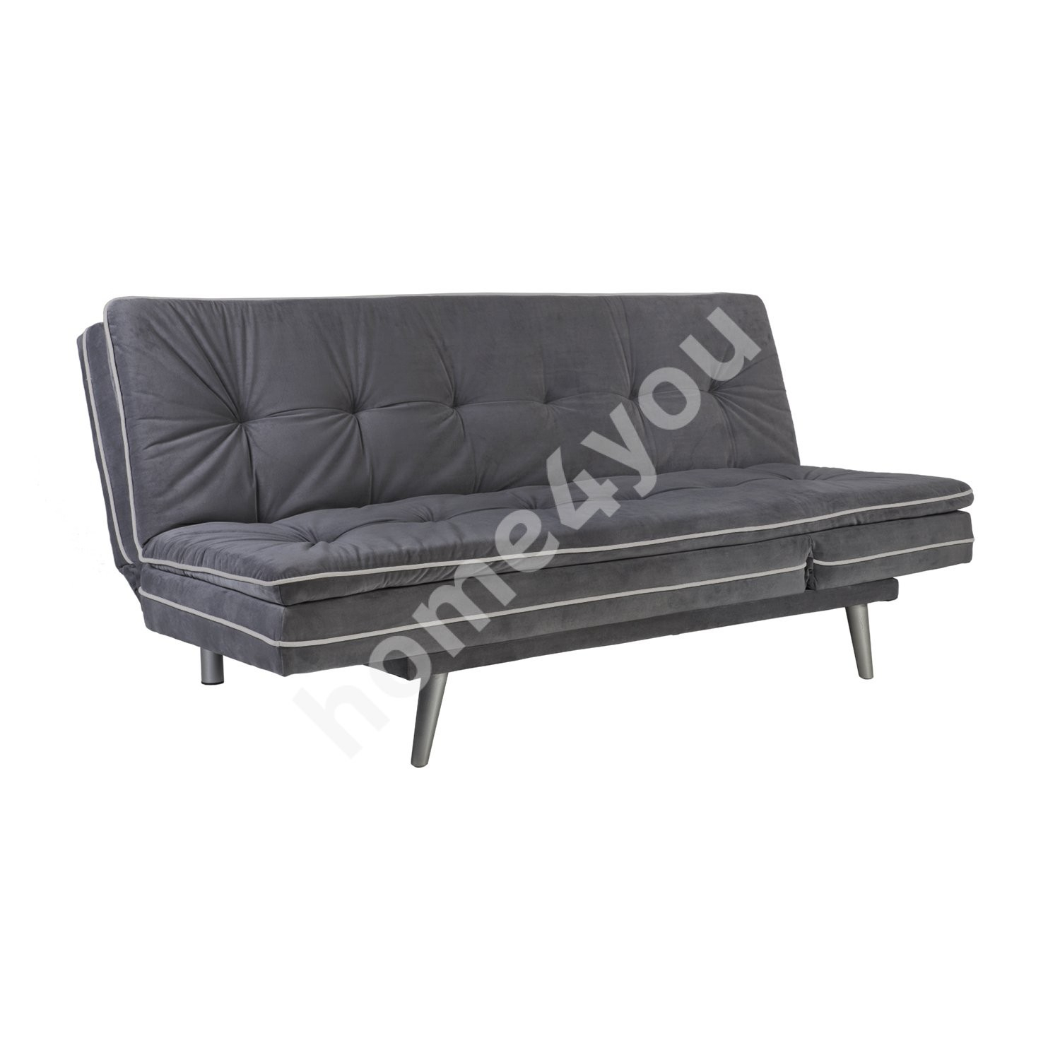 Sofa Beds – Living Room – Furniture – Home4You Pertaining To Lucy Dark Grey Sofa Chairs (Image 25 of 25)