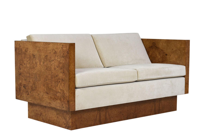 Sofas: Vintage Gradient Sofa Designmilo Baughman Collections With Milo Sofa Chairs (View 25 of 25)