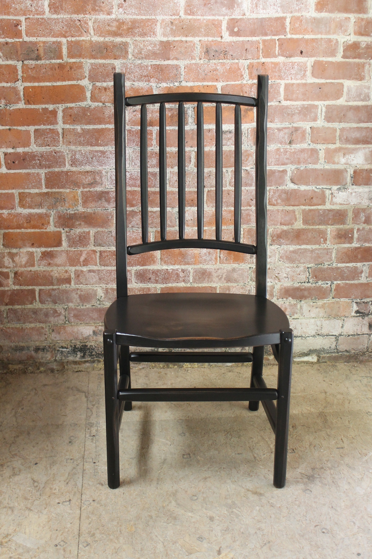 """Solid Wood Dining Chair """"aspen"""" Matching Arm & Swivel Stool – Lake Inside Aspen Swivel Chairs (View 19 of 25)"""