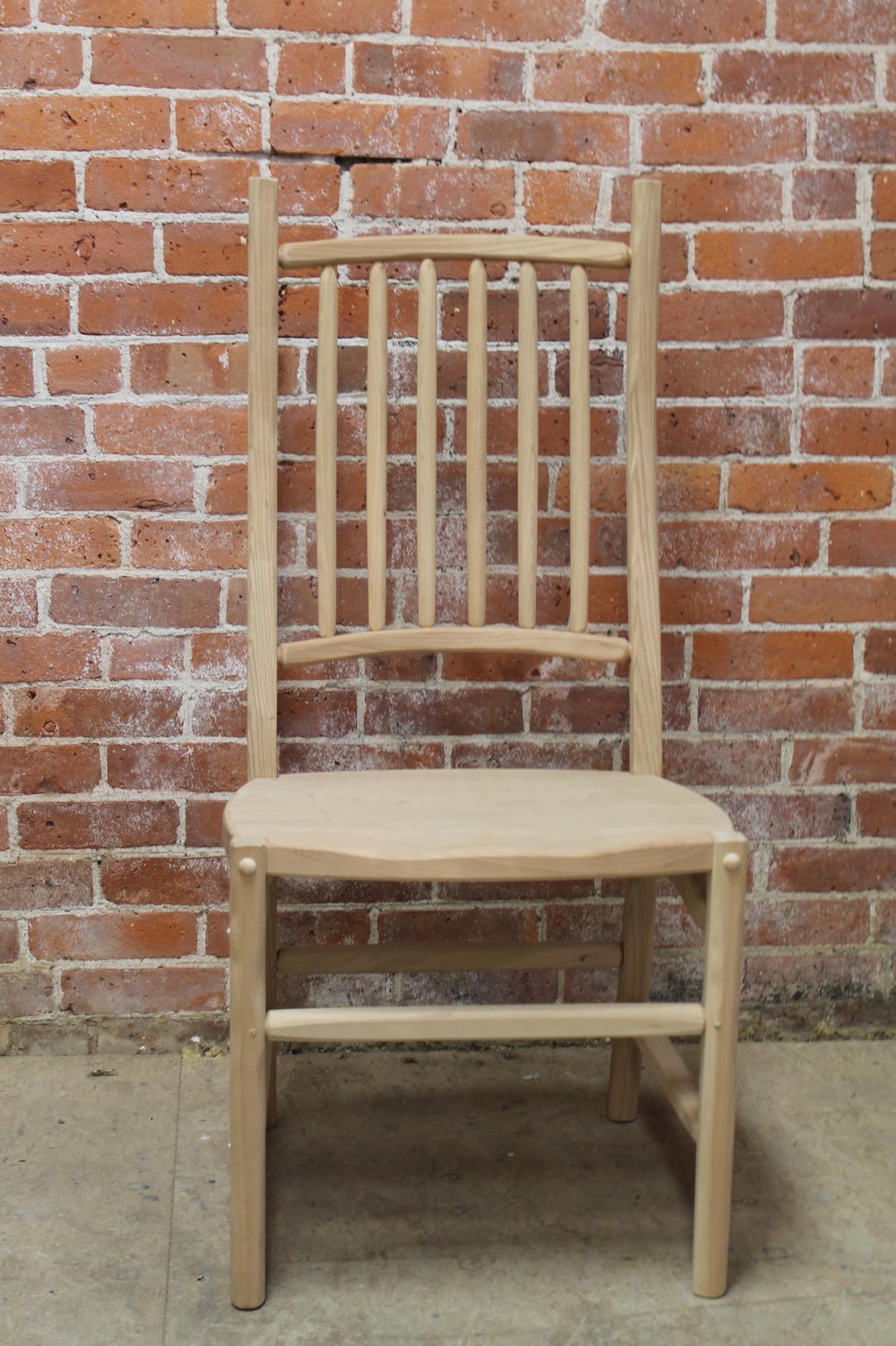 "Solid Wood Dining Chair ""aspen"" Matching Arm & Swivel Stool Regarding Aspen Swivel Chairs (View 21 of 25)"
