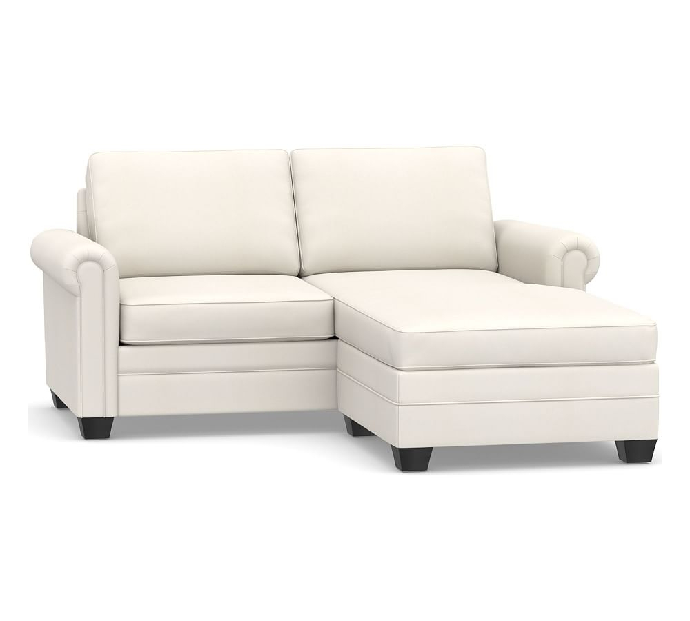 Soma Brennan Upholstered Sofa With Reversible Chaise Sectional Regarding Brennan Sofa Chairs (Image 25 of 25)