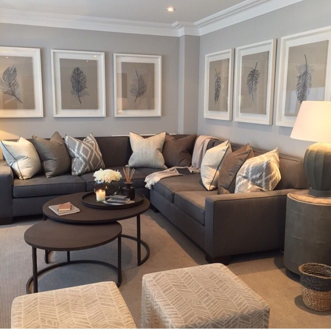 Sophie Patterson | Living Room Decor In 2019 | Living Room, Room Throughout Patterson Ii Arm Sofa Chairs (View 25 of 25)