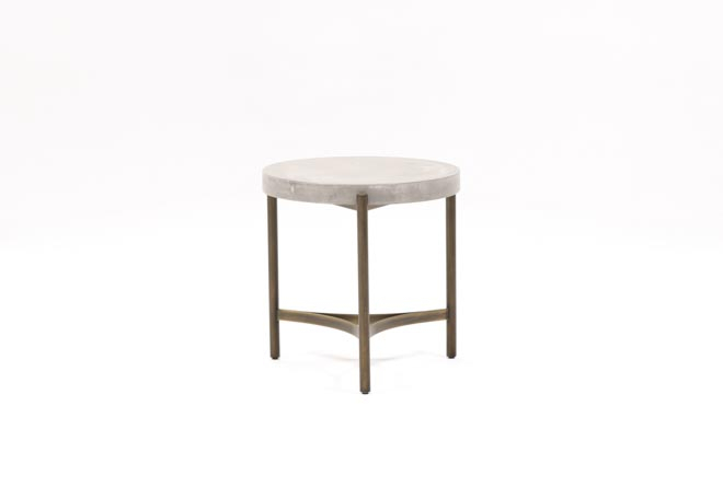 Stratus End Table (View 5 of 25)