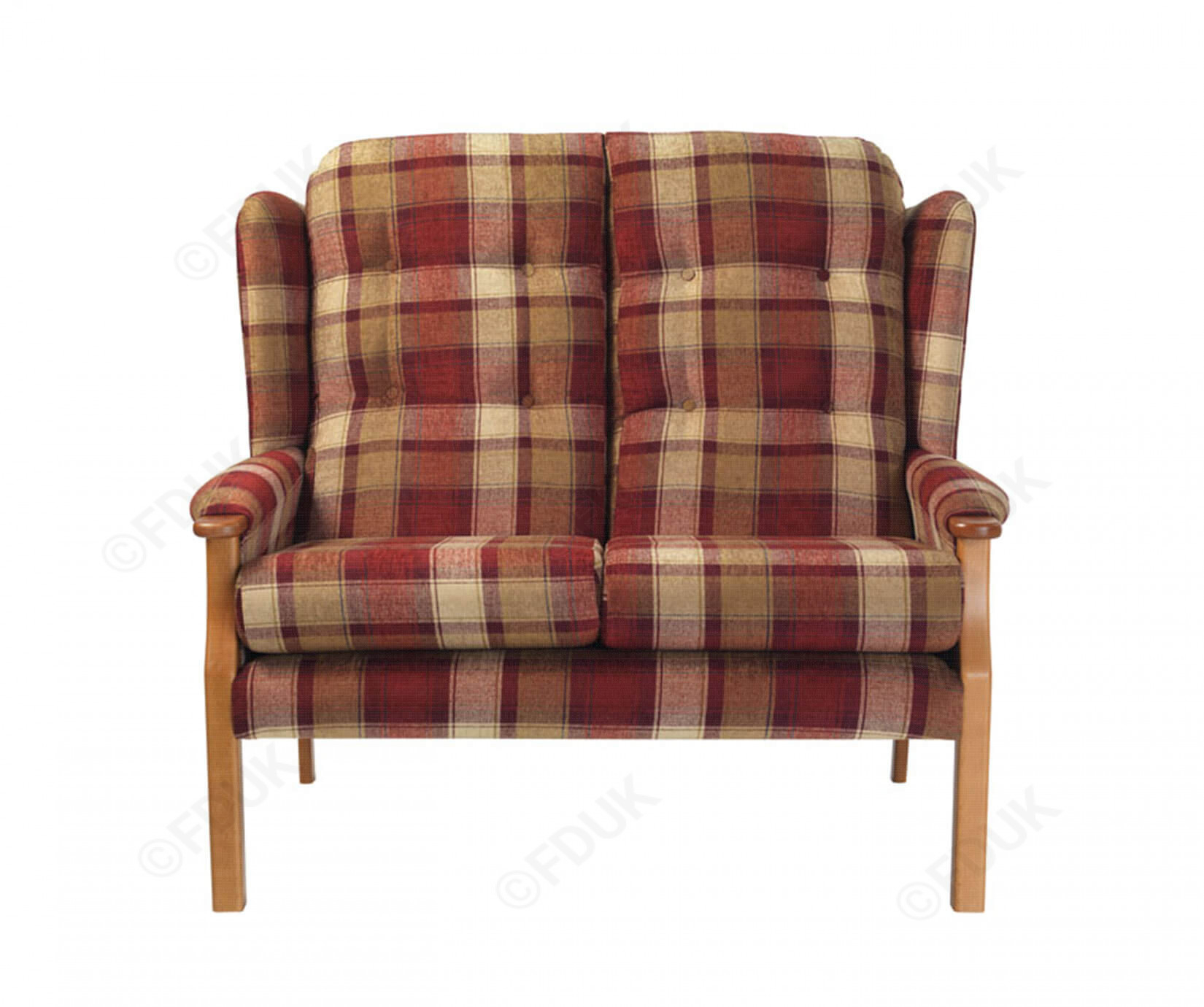 Sweet Dreams Elm | Elm Fabric 2 Seater Sofa | Furnituredirectuk Inside Elm Sofa Chairs (View 18 of 25)