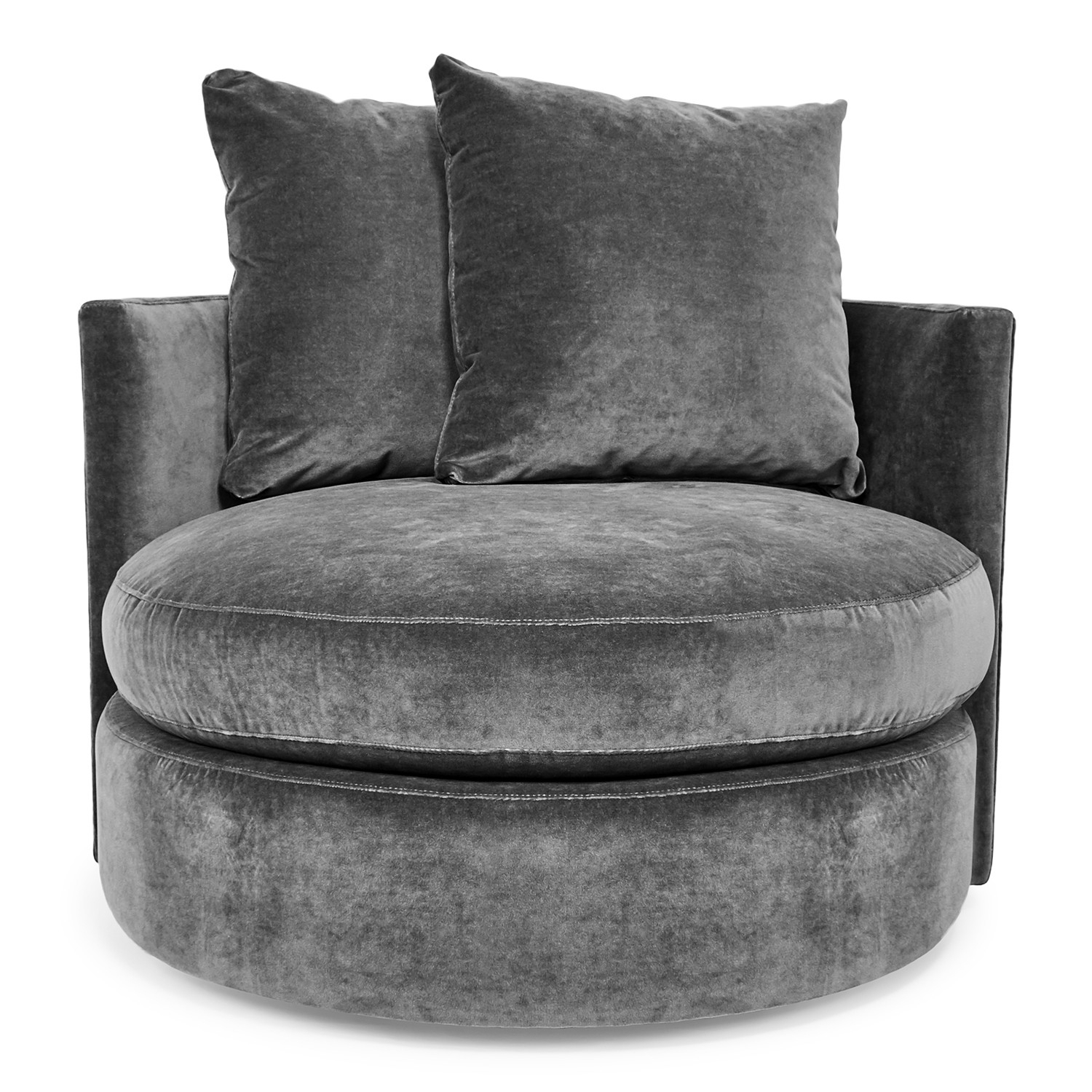 Swivel Accent Chairs At Abc Home & Carpet Intended For Umber Grey Swivel Accent Chairs (View 18 of 25)