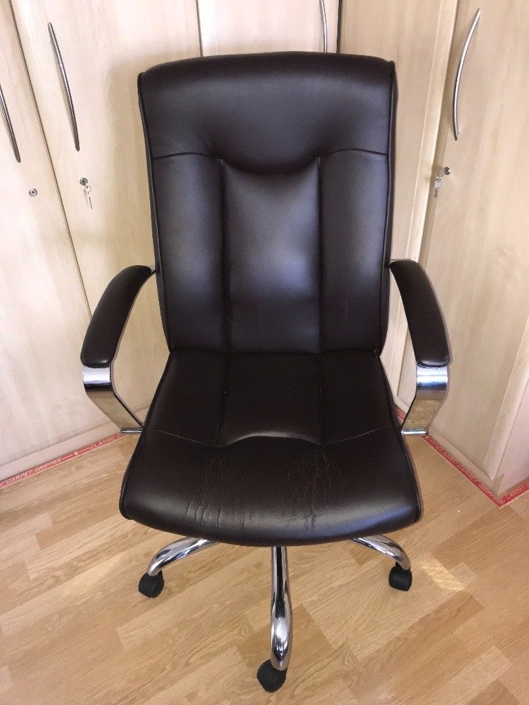 Swivel Chair For Home Study Or Office – Price Reducd | In Pertaining To Kawai Leather Swivel Chairs (Image 20 of 25)