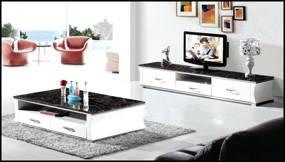 Table: Coffee Table And Tv Stand Set Intended For Trendy Coffee Tables And Tv Stands Matching (View 10 of 25)