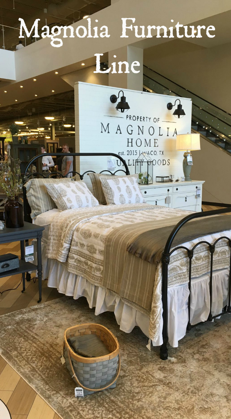 Take A Look At Fixer Upper's, Joanna Gaines', Furniture Line Intended For Magnolia Home Ravel Linen Sofa Chairs (View 12 of 25)