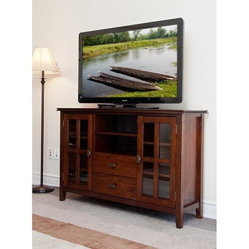 Tall Entertainment Centers For Flat Screen Tvs – Ideas On Foter Inside Newest Vista 60 Inch Tv Stands (View 12 of 25)