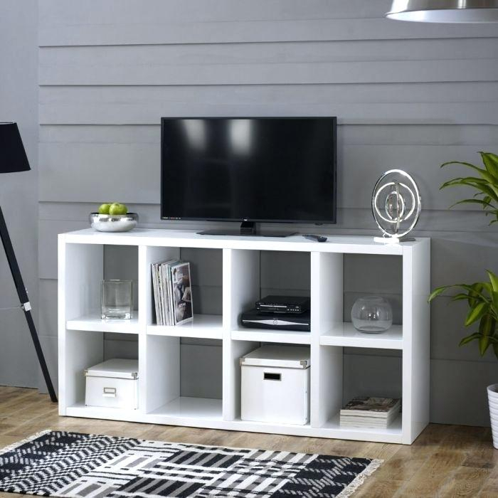 Tall High Gloss Tv Unit – Mobaland With Most Popular Echo Tv Unit (View 12 of 25)