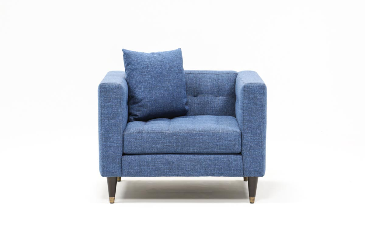 Tate Arm Chair | Living Spaces Inside Tate Arm Sofa Chairs (Image 19 of 25)