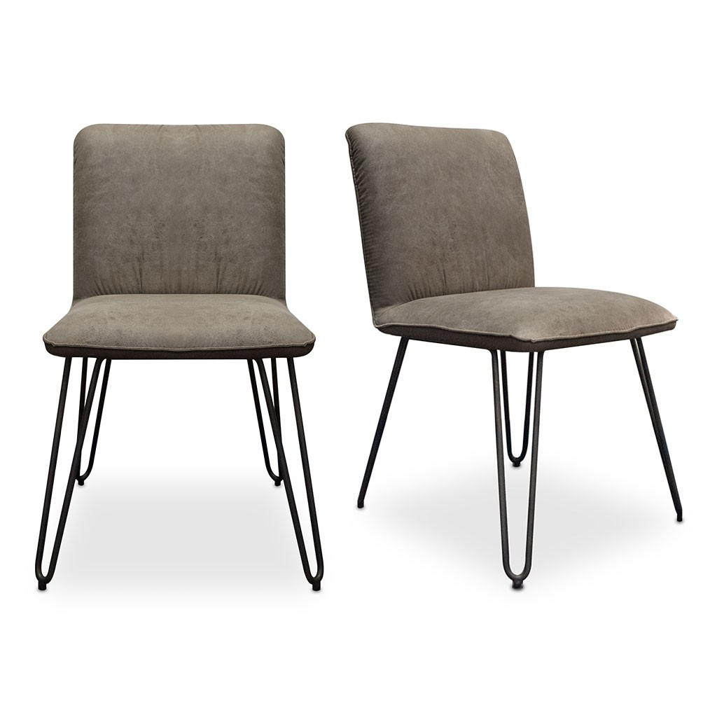 Tate Side Chair (Set Of 4) | Buy Dining Room Furniture | Urbanhome For Tate Arm Sofa Chairs (Image 23 of 25)