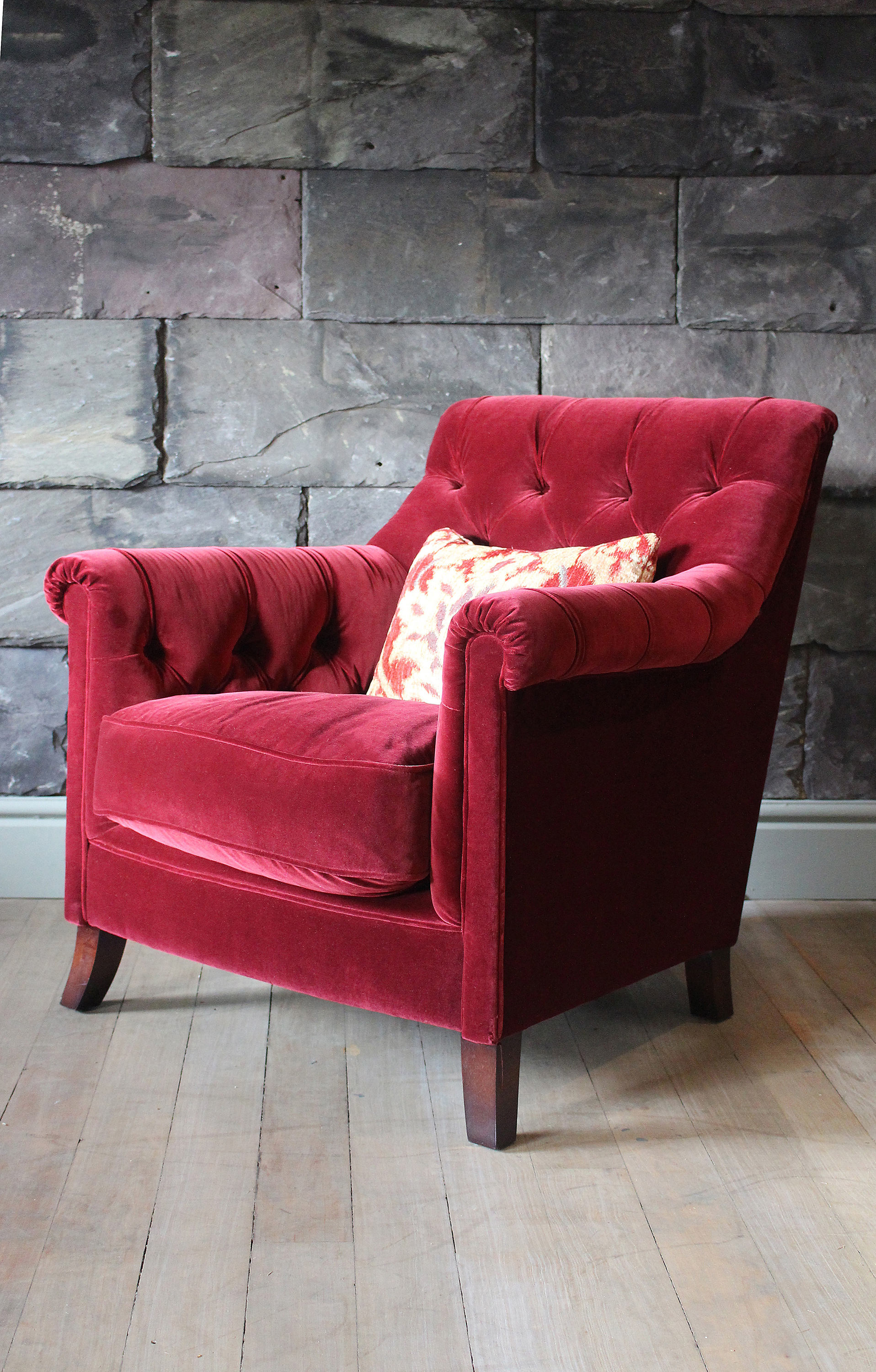 Tate – Tetrad Furniture In Tate Ii Sofa Chairs (Image 19 of 25)