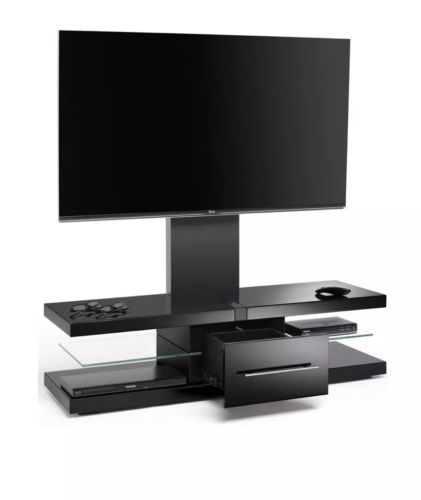 Tech Link Echo Tv Stand Ec130Tvb Av Rack For Up To 60″ Tv Screens Inside Fashionable Techlink Echo Ec130Tvb Tv Stand (Image 14 of 25)