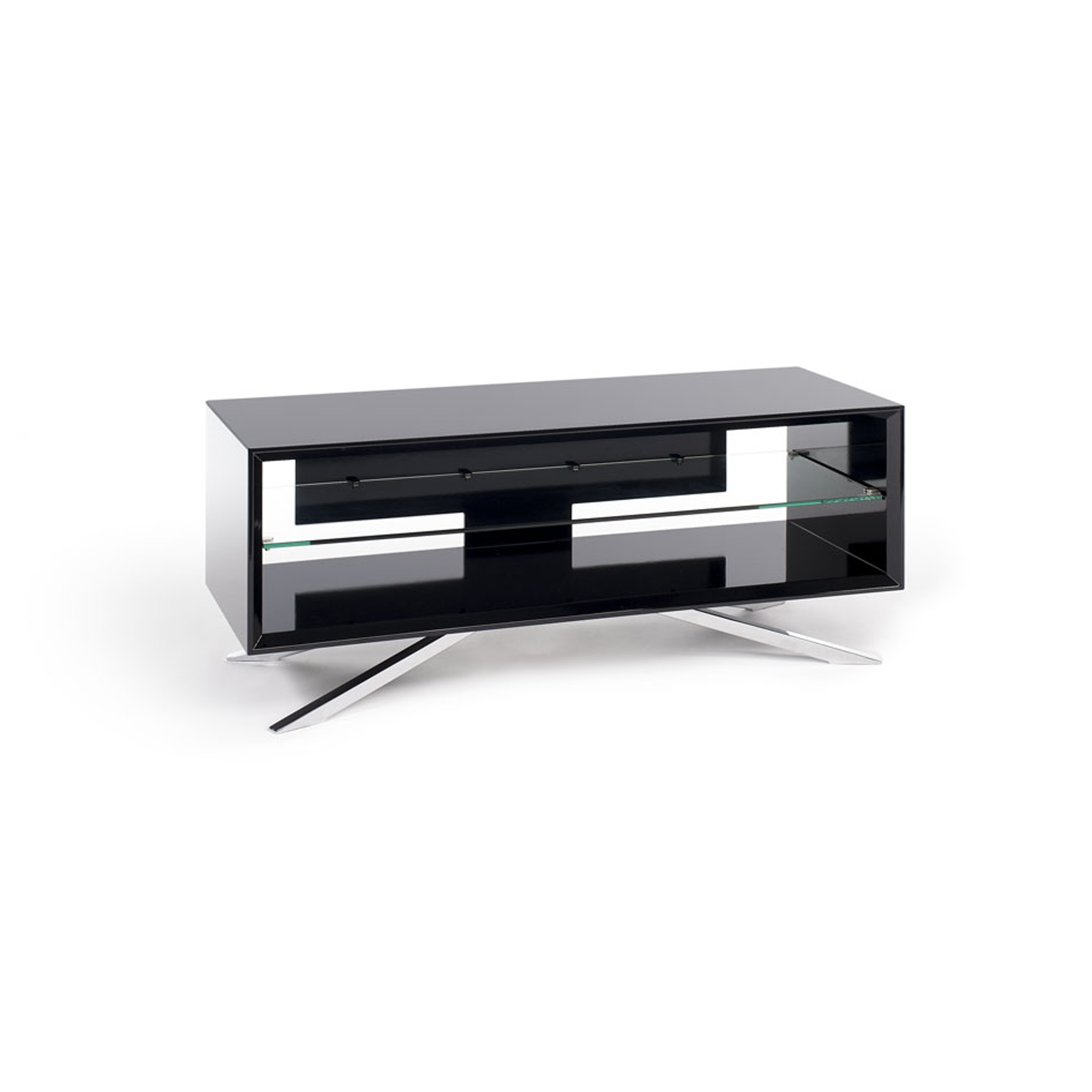 Techlink – Black Tv Stands In Best And Newest Techlink Air Tv Stands (View 12 of 25)