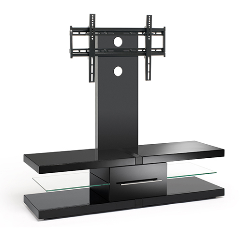 Techlink – Black Tv Stands Pertaining To Famous Techlink Air Tv Stands (Image 17 of 25)