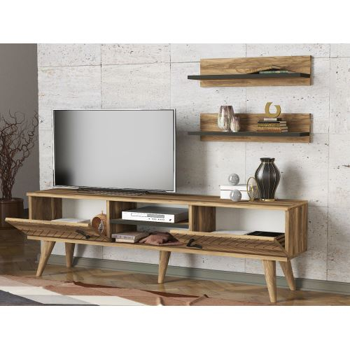 Tekzen In Famous Cato 60 Inch Tv Stands (Image 18 of 25)