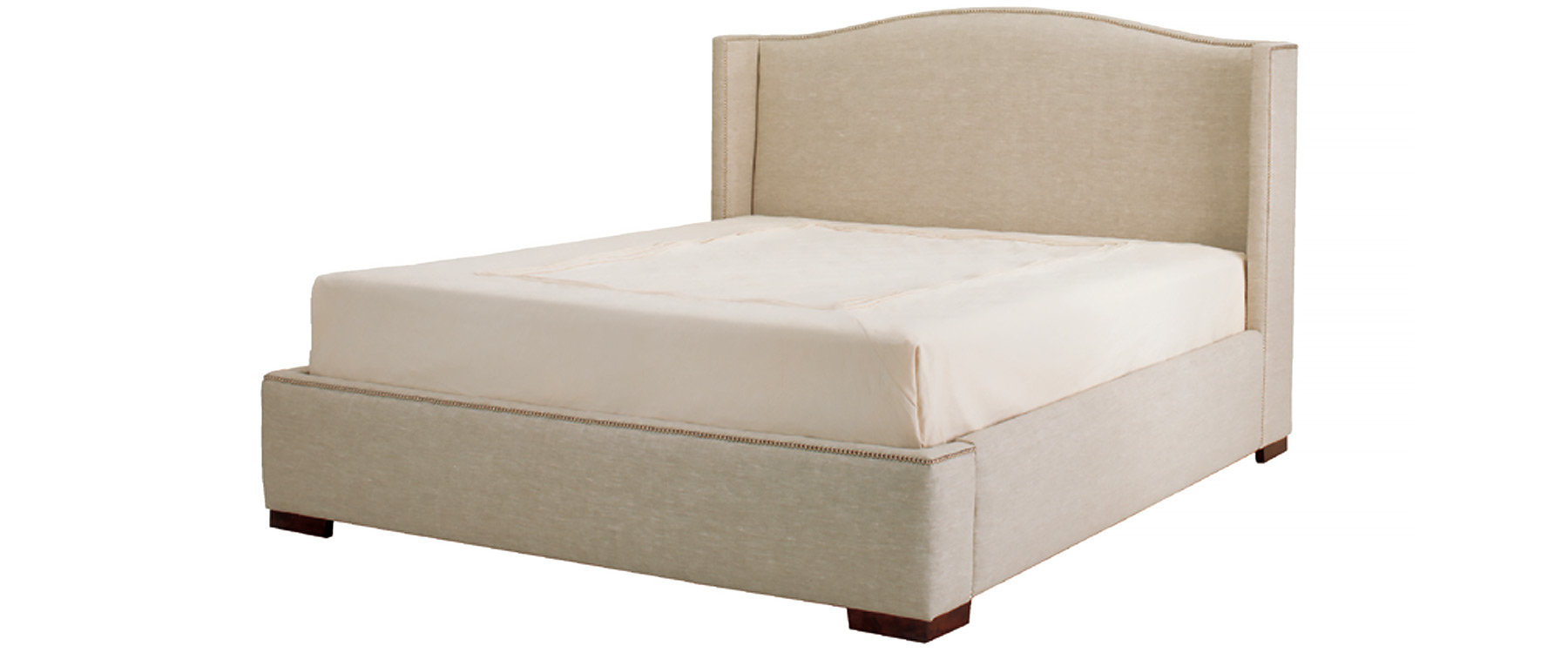 The Marissa Bed | Portland Furniture Within Marissa Sofa Chairs (Image 24 of 25)