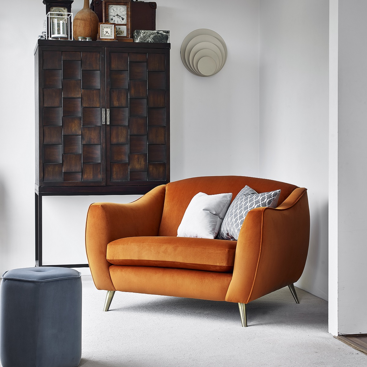 The Milo Snuggler Chair. Hj Home At Knees Home And Electrical (Image 23 of 25)