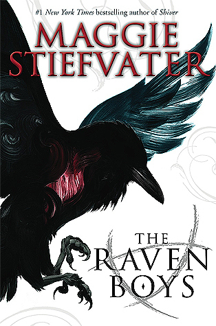 The Raven Boys (The Raven Cycle, #1)Maggie Stiefvater In Well Known Raven Grey Tv Stands (View 19 of 25)