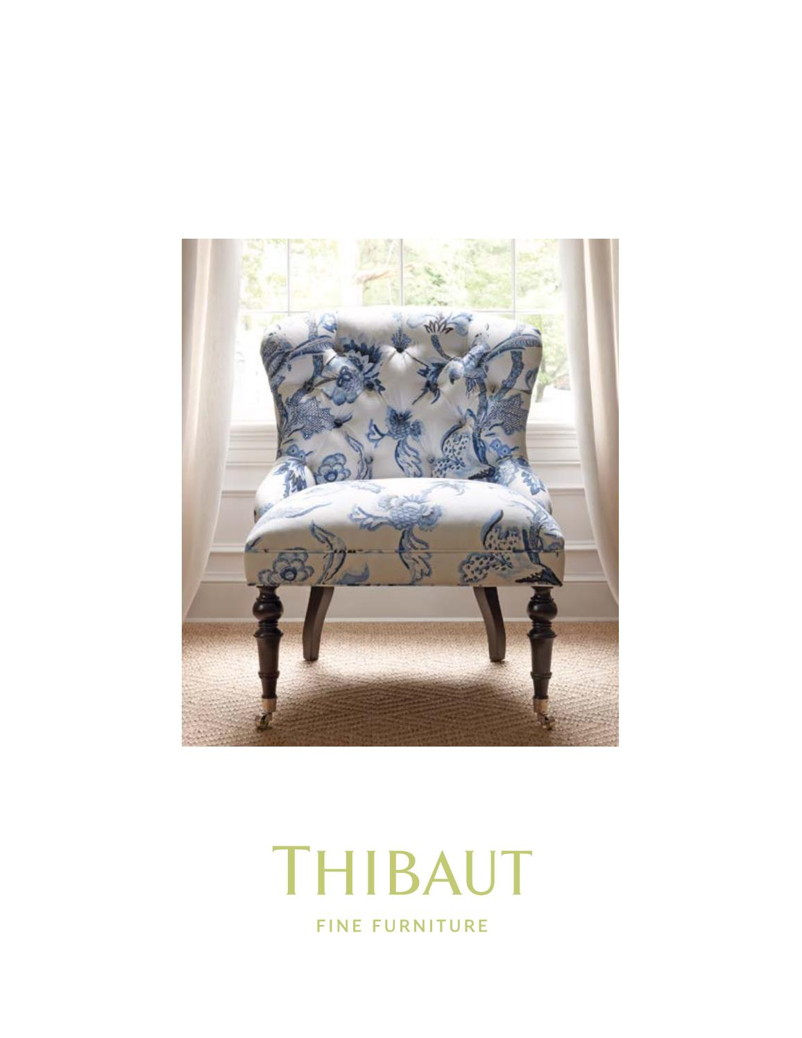 Thibaut Fine Furniture 2015Thibaut Inc – Issuu For Bailey Roll Arm Skirted Swivel Gliders (Image 23 of 25)