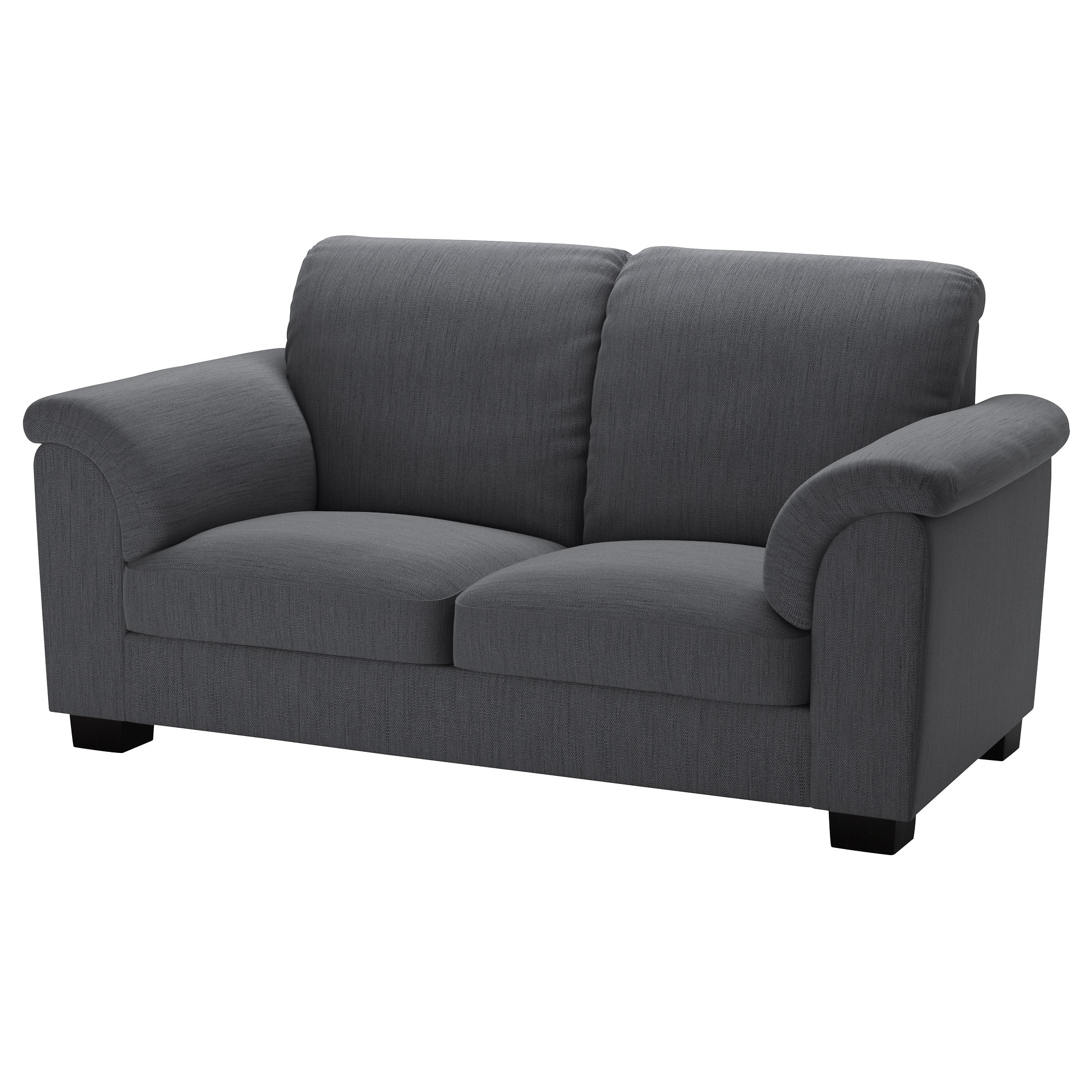 Tidafors Two Seat Sofa Hensta Grey – Ikea With Regard To Ikea Sofa Chairs (Image 25 of 25)
