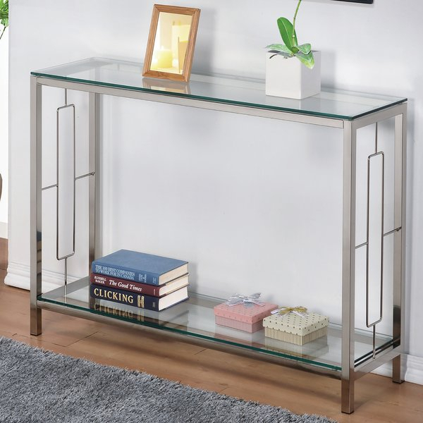 Tiered Console Table (View 9 of 25)