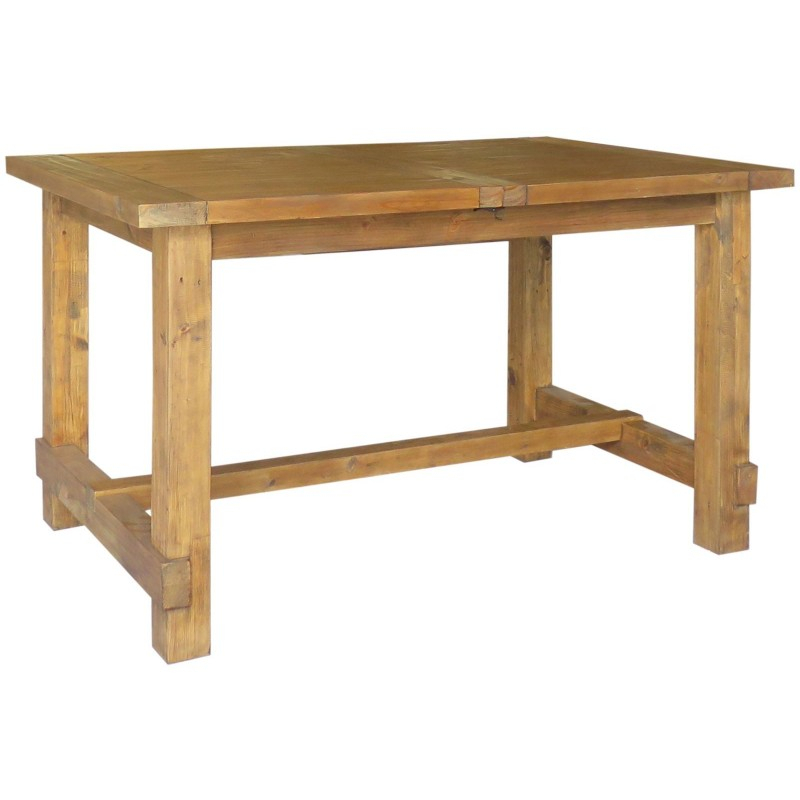 Tobias Pine Extending Dining Table Progressive Furnishings For Most Popular Tobias Media Console Tables (Image 20 of 25)
