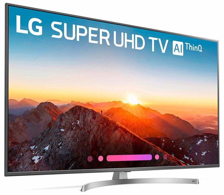 Top 10 Best 4K Tv 2017 – Review & Compare Smart & Curved Tvs For Sale Intended For Most Recently Released Edwin Black 64 Inch Tv Stands (Image 14 of 25)