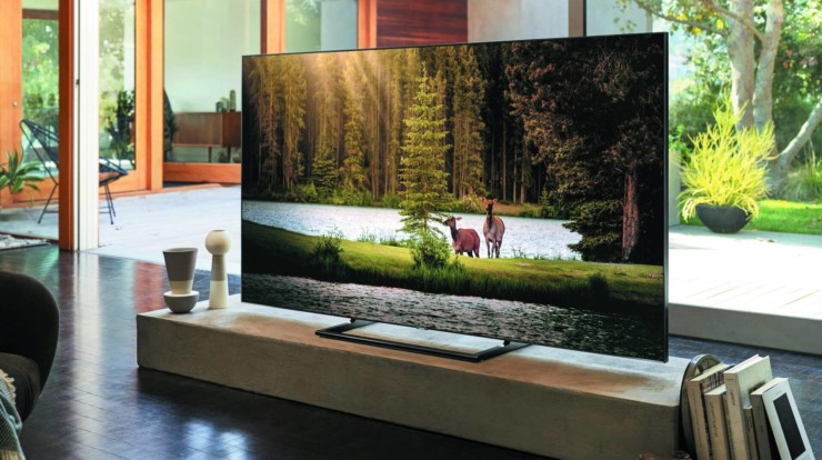 Top 10 Best 4K Tv 2017 – Review & Compare Smart & Curved Tvs For Sale With Regard To Fashionable Edwin Black 64 Inch Tv Stands (Image 16 of 25)