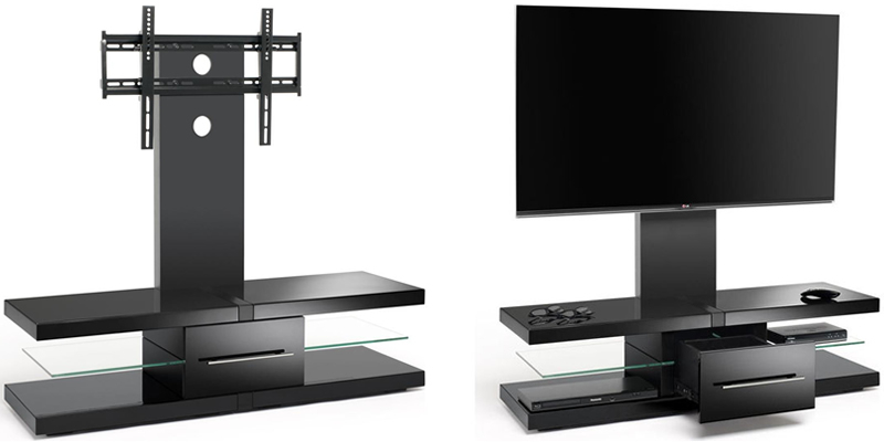 Top 10 Best Tv Stands With Mount Brackets (Image 24 of 25)