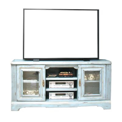Trendy Annabelle Blue 70 Inch Tv Stands Throughout Blue Tv Stand (View 16 of 25)