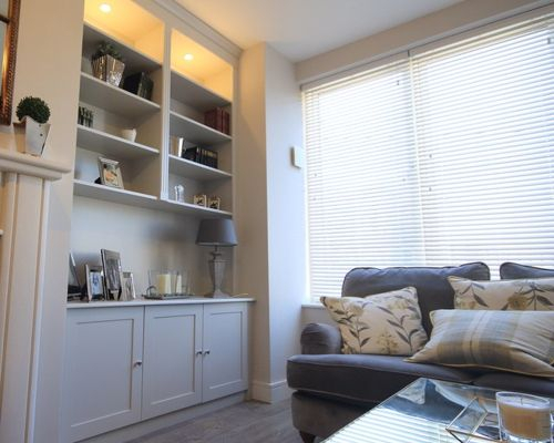 Trendy Bespoke Tv Cabinet Within Bespoke Tv Cabinet & Storage Shelving (View 24 of 25)
