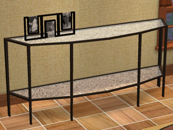 Trendy Clairemont Demilune Console Tables Inside Mod The Sims – Simplicity Entryway Set (View 24 of 25)
