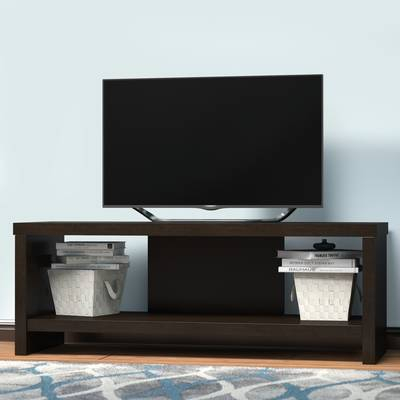 "Trendy Kenzie 60 Inch Open Display Tv Stands With Zipcode Design Gracie Tv Stand For Tvs Up To 60"" & Reviews (View 15 of 25)"