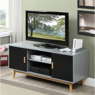 "Trendy Laurent 70 Inch Tv Stands Intended For Adger Media Tv Stand For Tvs Up To 65"" & Reviews (View 24 of 25)"